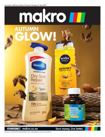 Makro catalogue  - 04.18.2021 - 05.31.2021.
