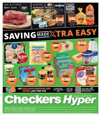 Checkers catalogue  - 04.19.2021 - 05.09.2021.