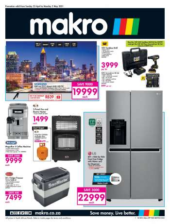 Makro catalogue  - 04.25.2021 - 05.03.2021.