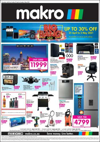 Makro catalogue  - 04.25.2021 - 05.02.2021.