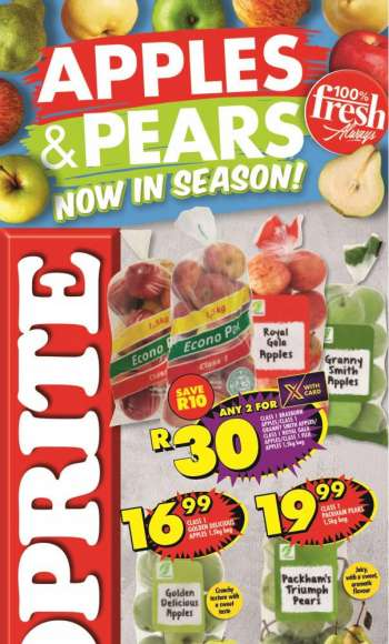 Shoprite catalogue  - 04.26.2021 - 05.09.2021.