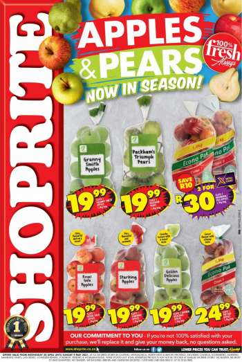 Shoprite catalogue  - 04.28.2021 - 05.09.2021.