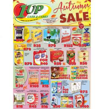 1UP Cash & Carry catalogue  - 04.22.2021 - 05.05.2021.