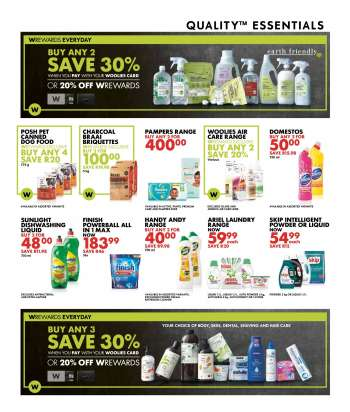 Woolworths catalogue  - 04.26.2021 - 05.09.2021.