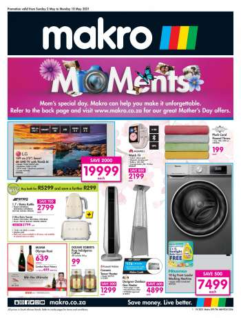 Makro catalogue  - 05.02.2021 - 05.10.2021.
