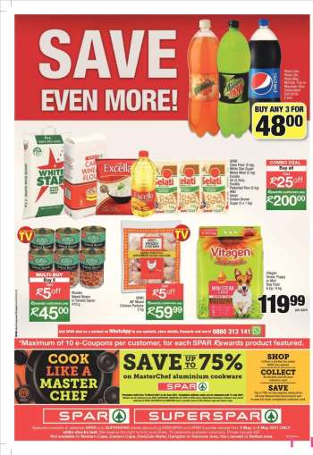 SPAR catalogue  - 05.03.2021 - 05.09.2021.