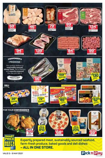Pick n Pay catalogue  - 05.03.2021 - 05.09.2021.