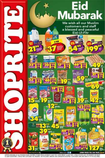 Shoprite catalogue  - 05.03.2021 - 05.14.2021.