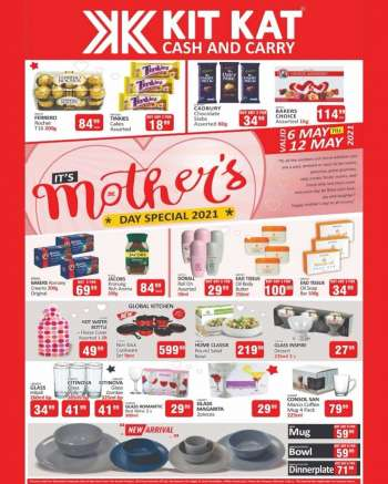 Kit Kat Cash & Carry catalogue