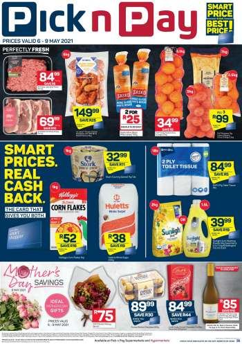 Pick n Pay catalogue  - 05.06.2021 - 05.09.2021.