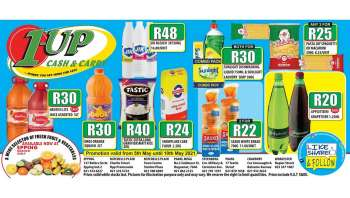 1UP Cash & Carry catalogue  - 05.05.2021 - 05.10.2021.