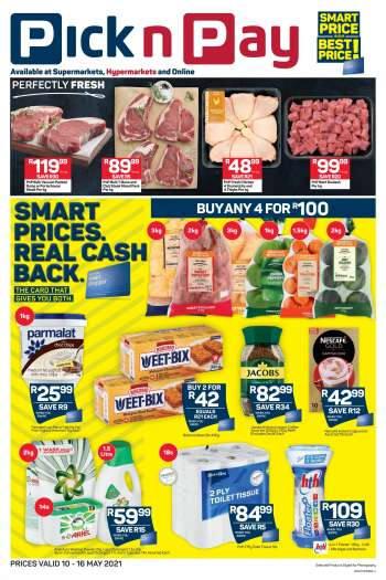 Pick n Pay catalogue