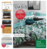 Bed Bath and Beyond mailer - 11.11.2019 - 28.11.2019.