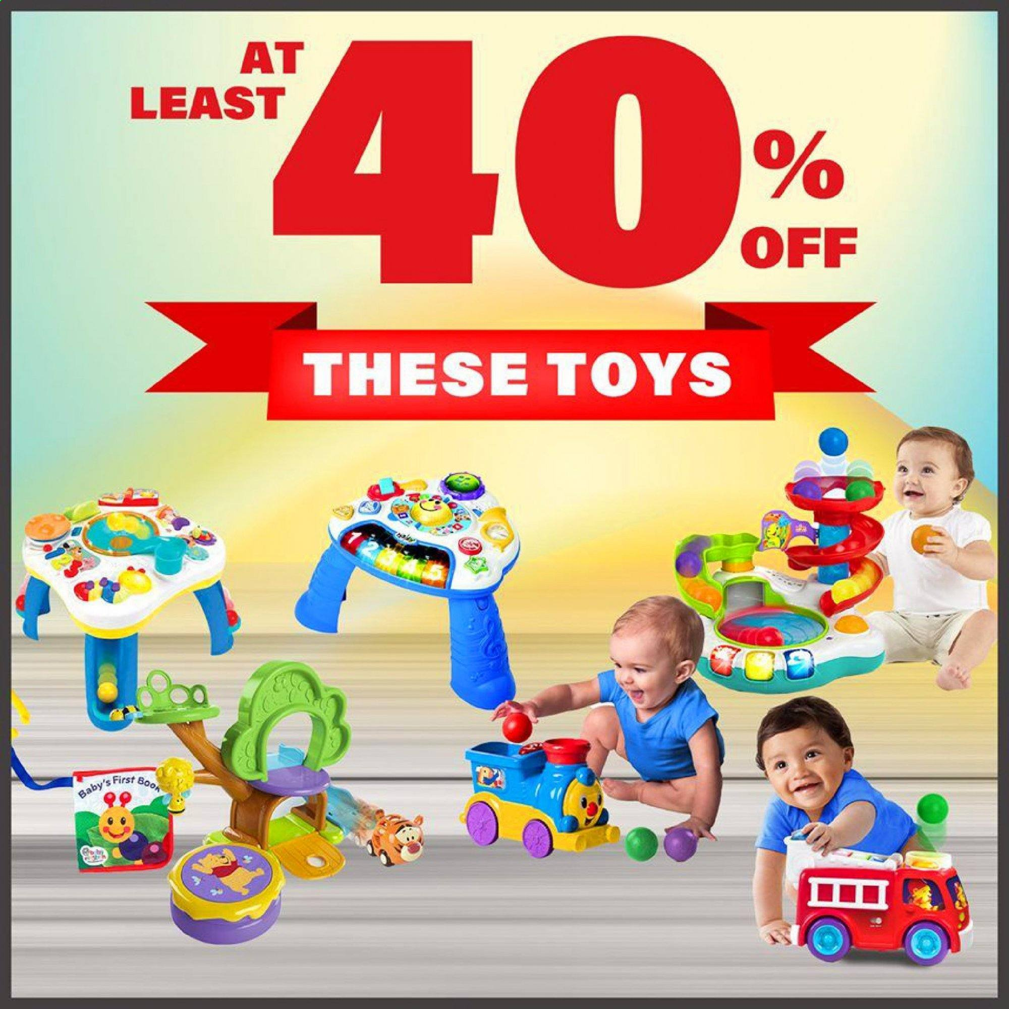 The Baby Factory mailer - 02.12.2019 - 24.12.2019 - Sales products - toys. Page 3.