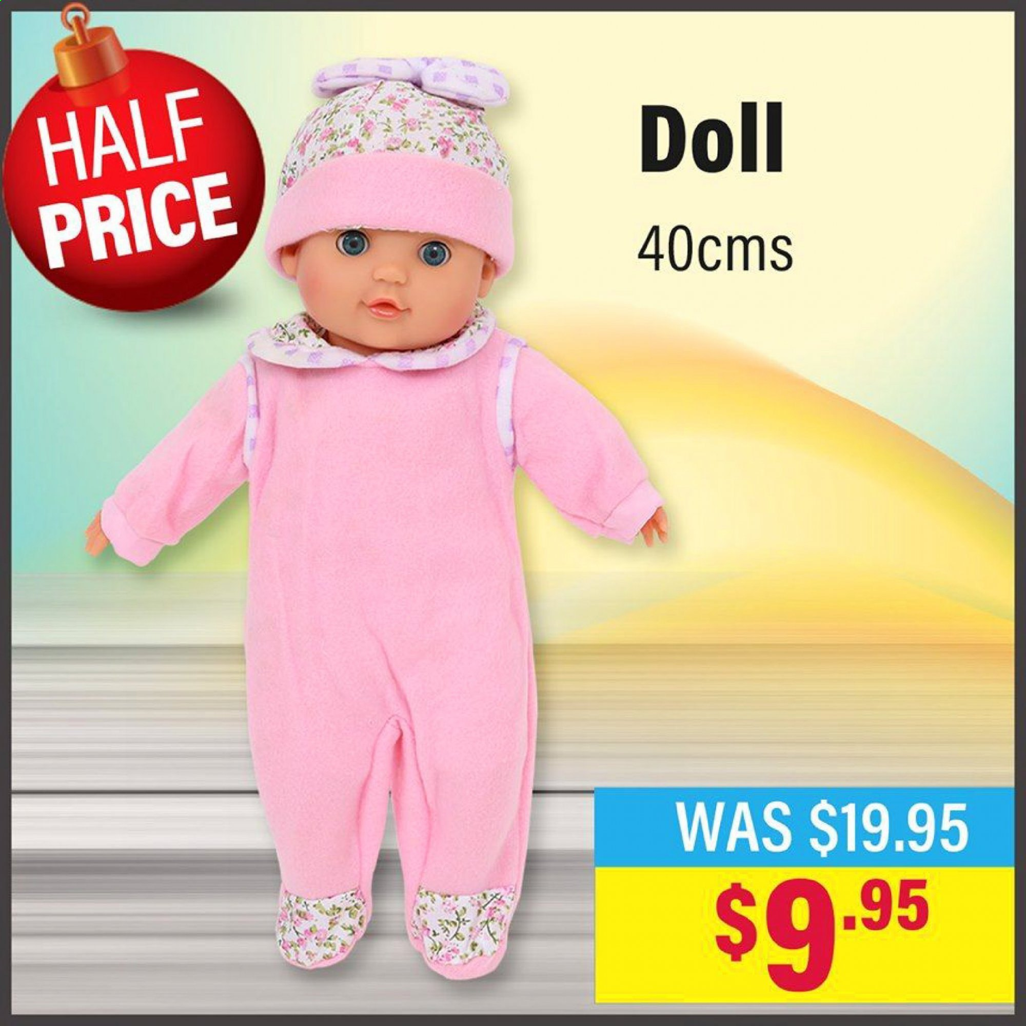 The Baby Factory mailer - 02.12.2019 - 24.12.2019 - Sales products - doll. Page 23.