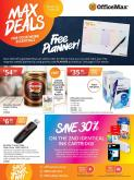 OfficeMax mailer - 28.12.2019 - 24.01.2020.