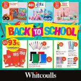 Whitcoulls mailer - 06.01.2020 - 02.02.2020.