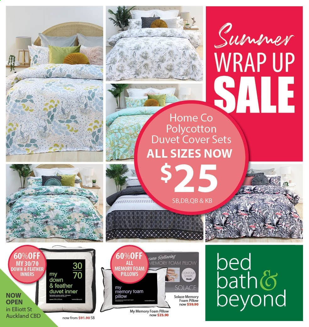 Bed Bath & Beyond mailer  - 10.02.2020 - 23.02.2020. Page 1.