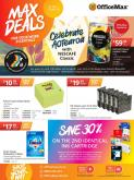 OfficeMax mailer - 22.02.2020 - 27.03.2020.