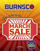 Burnsco mailer - 11.03.2020 - 13.04.2020.