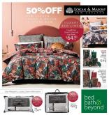 Bed Bath and Beyond mailer - 09.03.2020 - 22.03.2020.