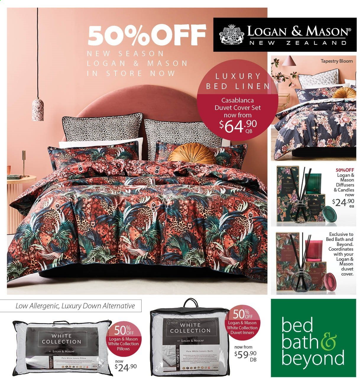 Bed Bath & Beyond mailer  - 09.03.2020 - 22.03.2020. Page 1.