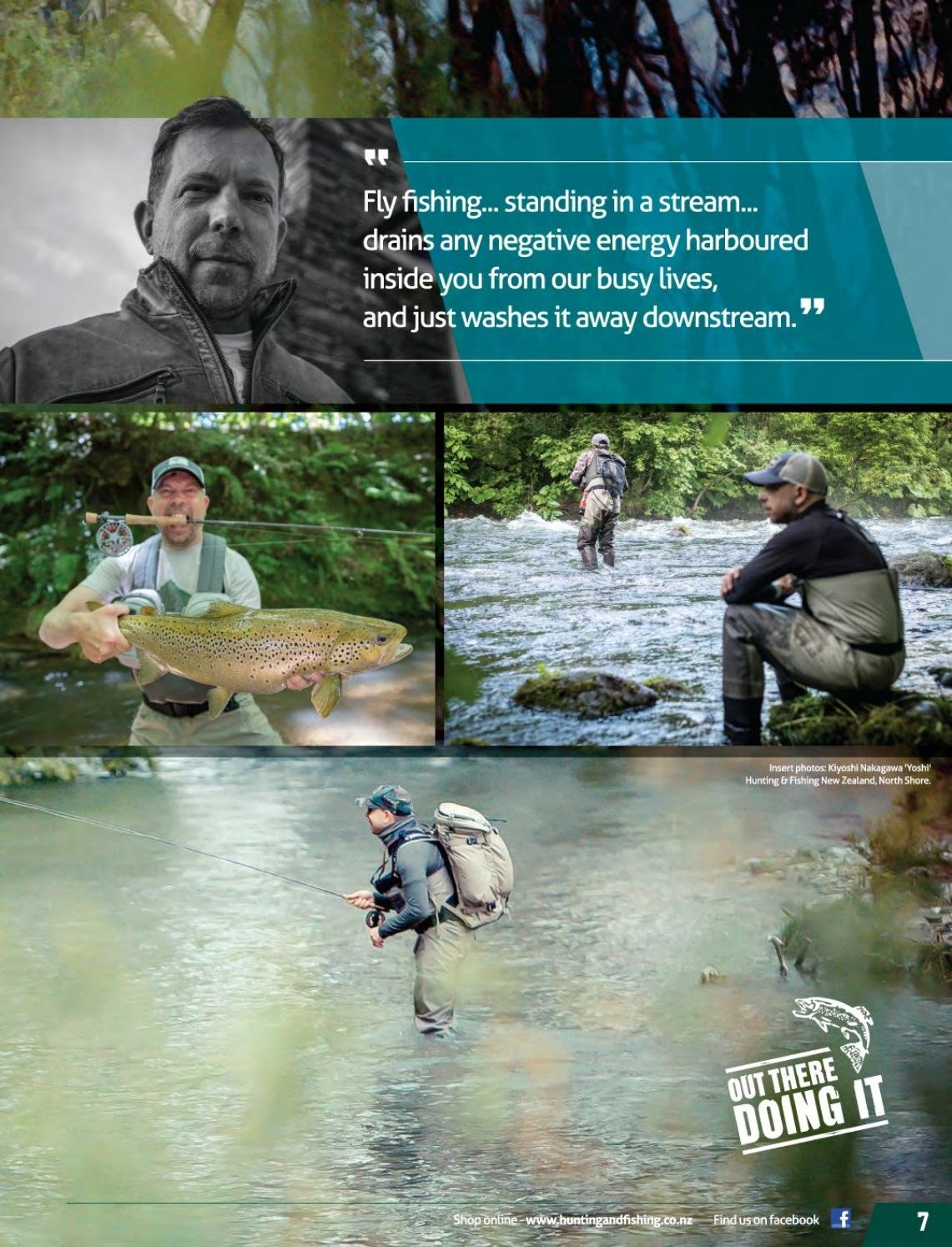 Hunting & Fishing mailer . Page 7.