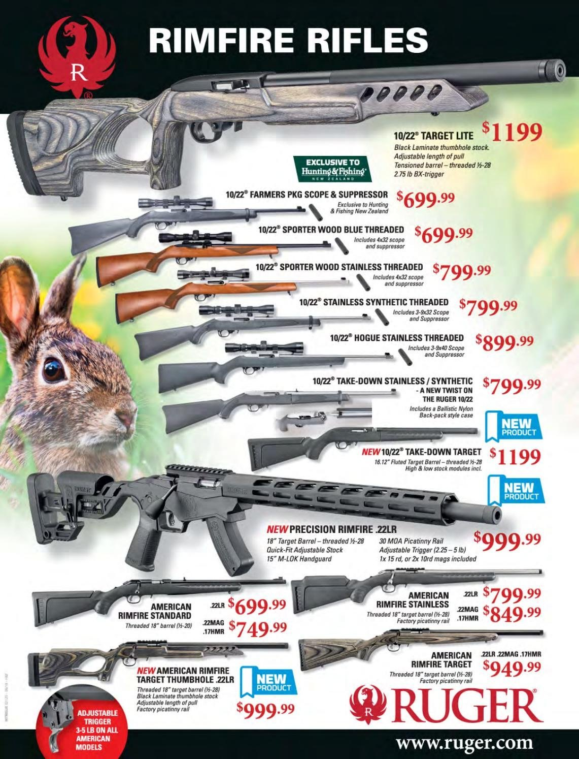 Hunting & Fishing mailer . Page 153.