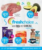 Fresh Choice mailer - 21.09.2020 - 27.09.2020.