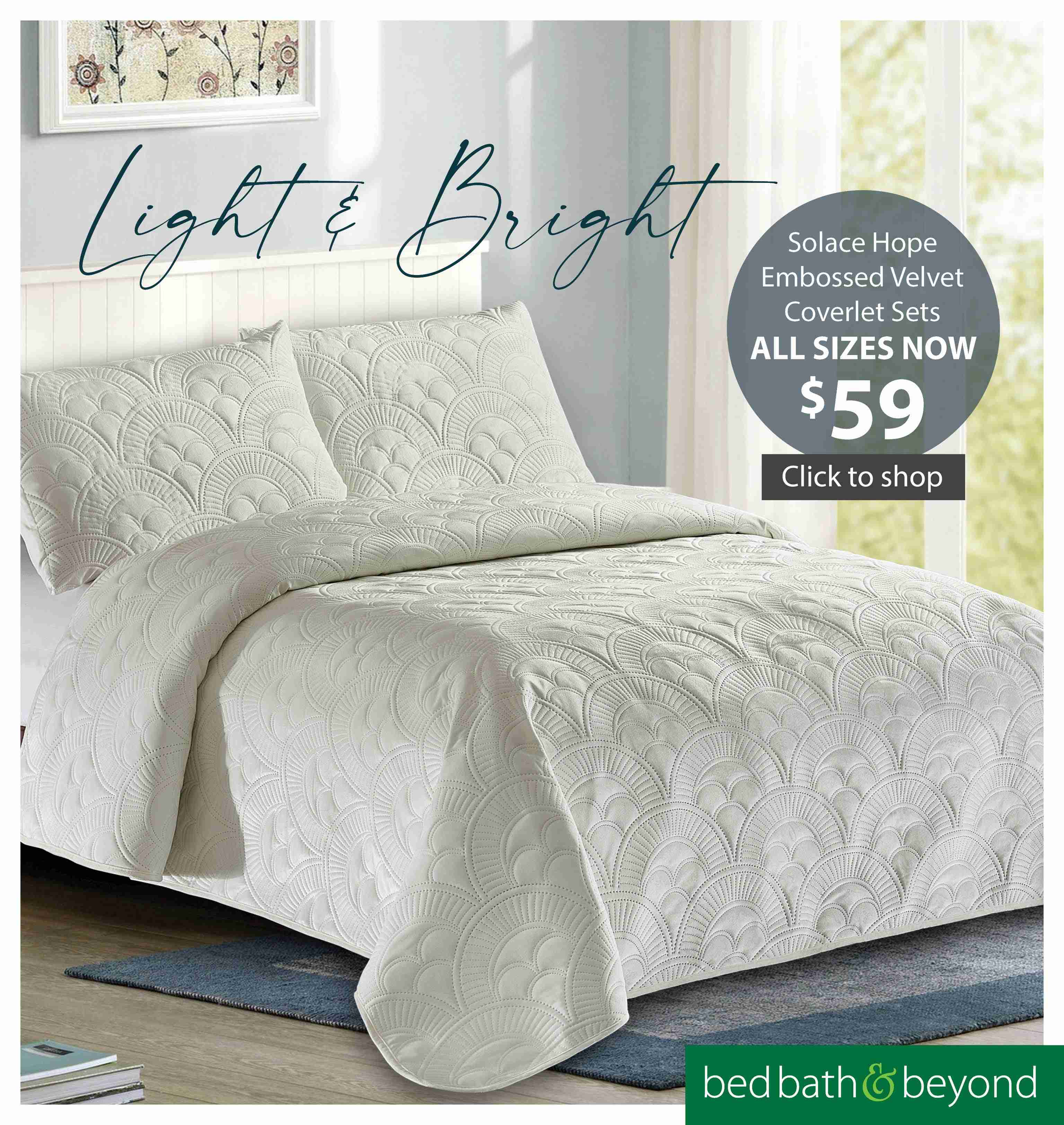 Bed Bath & Beyond mailer  - 09.11.2020 - 22.11.2020. Page 1.