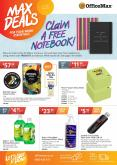 OfficeMax mailer - 07.01.2021 - 22.01.2021.