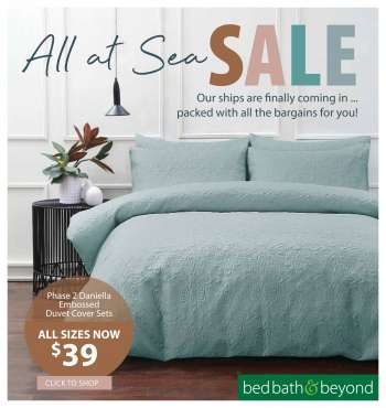 Bed Bath & Beyond mailer - 01.03.2021 - 14.03.2021.