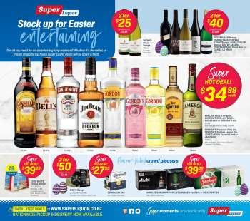 Super Liquor catalogue