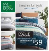 Bed Bath and Beyond mailer - 04.06.2019 - 16.06.2019.