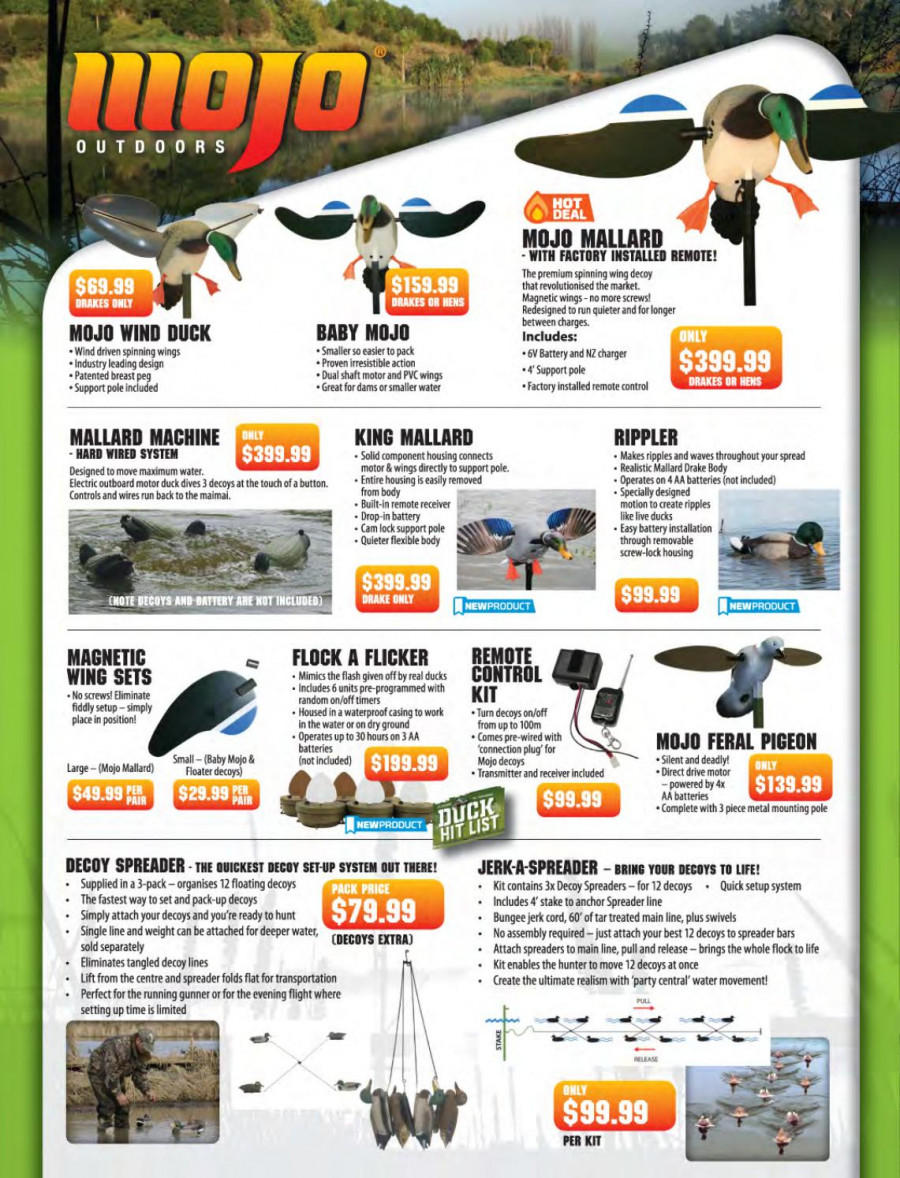 Hunting & Fishing mailer - 01.03.2018 - 31.08.2018 - Sales products - Pigeon, aa batteries, Anchor, Hunter. Page 52.