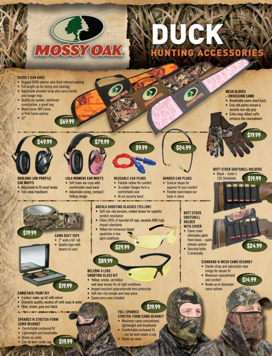 Hunting & Fishing mailer - 01.03.2018 - 31.08.2018 - Sales products - cup, paint, rubber. Page 71.