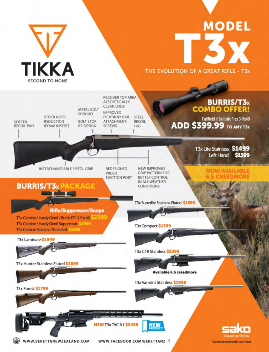 Hunting & Fishing mailer - 01.03.2018 - 31.08.2018 - Sales products - Hunter. Page 82.