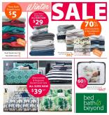 Bed Bath and Beyond mailer - 08.07.2019 - 21.07.2019.