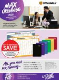 OfficeMax mailer.