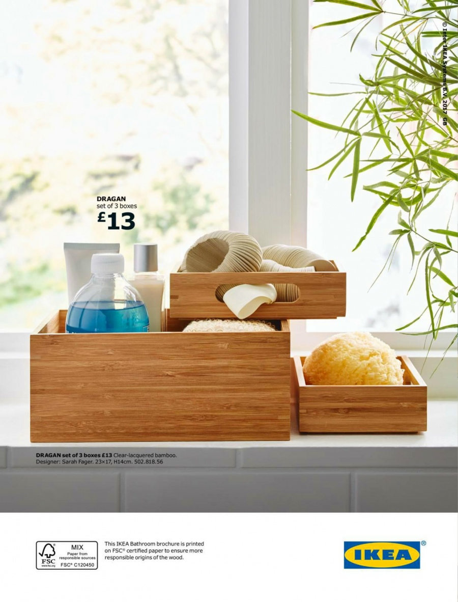 IKEA offer  - 1.9.2017 - 15.7.2018. Page 36.