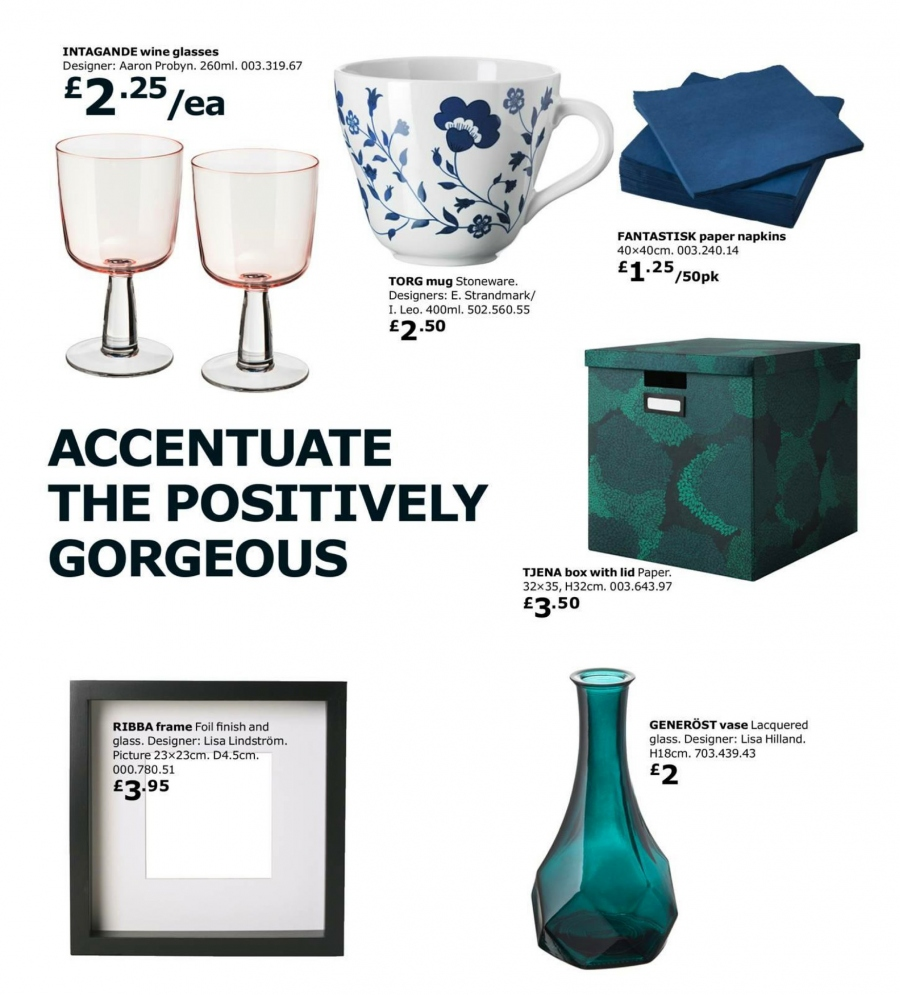 IKEA offer  - 1.9.2017 - 10.12.2017. Page 2.