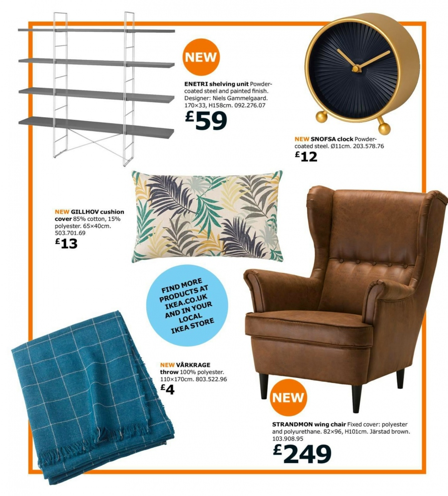 IKEA offer  - 1.9.2017 - 10.12.2017. Page 9.