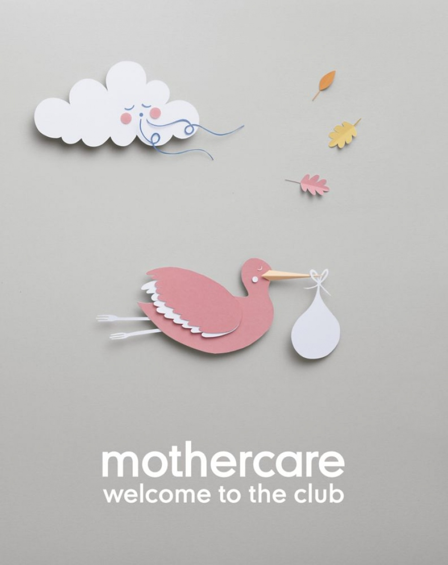 Mothercare offer  - 2.10.2017 - 31.1.2018. Page 1.
