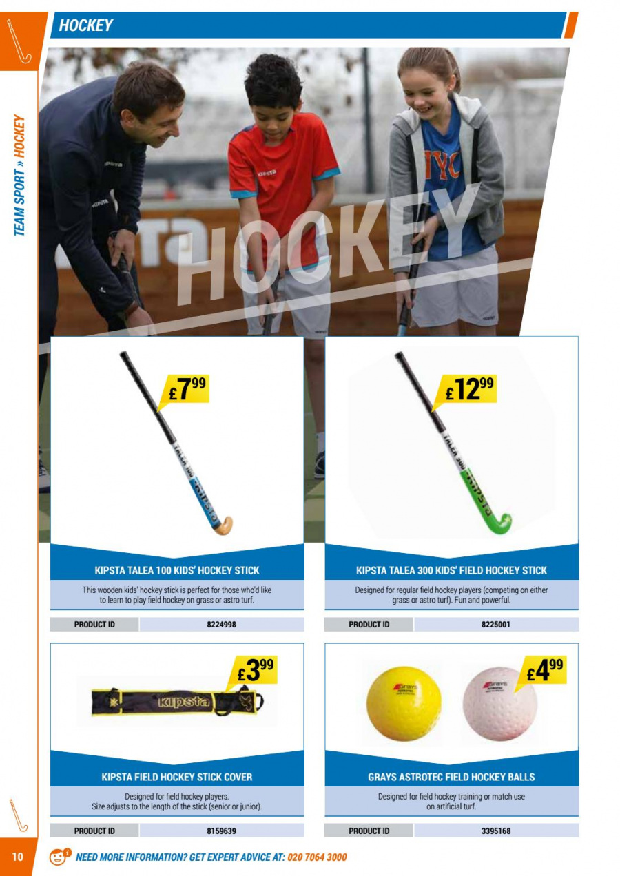 Decathlon offer  - 1.9.2017 - 30.6.2018. Page 10.