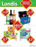 Londis offer  - 30.10.2017 - 25.11.2017.