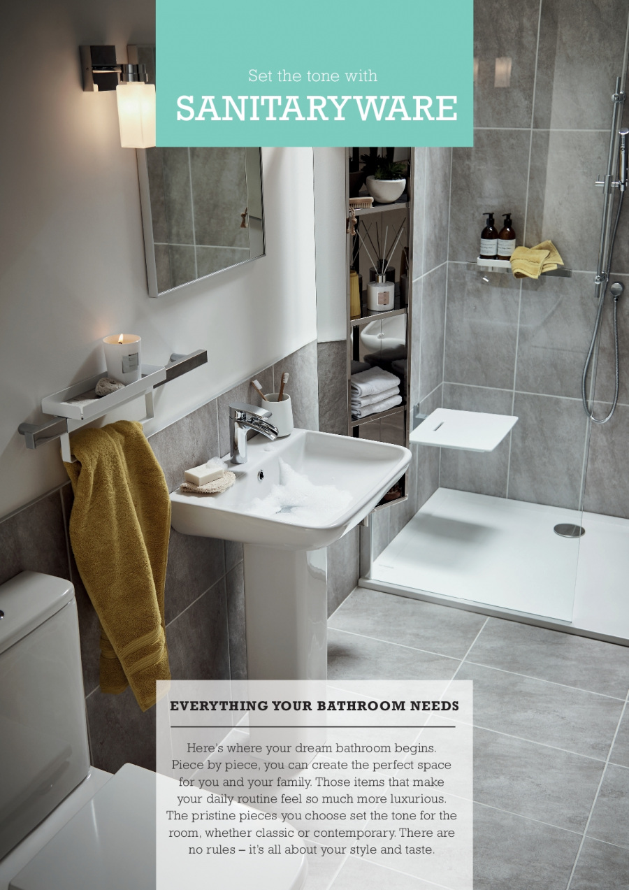 Current flyer Bathstore
