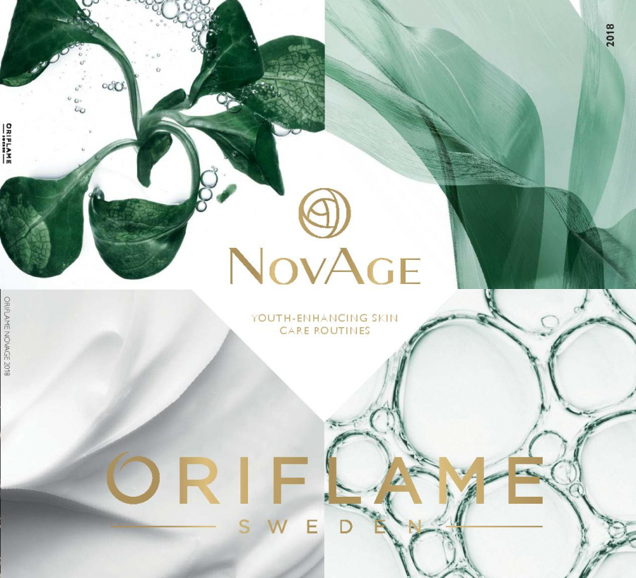 Oriflame offer  - 19.1.2018 - 1.1.2019. Page 1.
