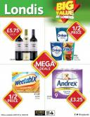 Londis offer  - 22.1.2018 - 10.2.2018.
