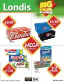 Londis offer  - 12.2.2018 - 10.3.2018.