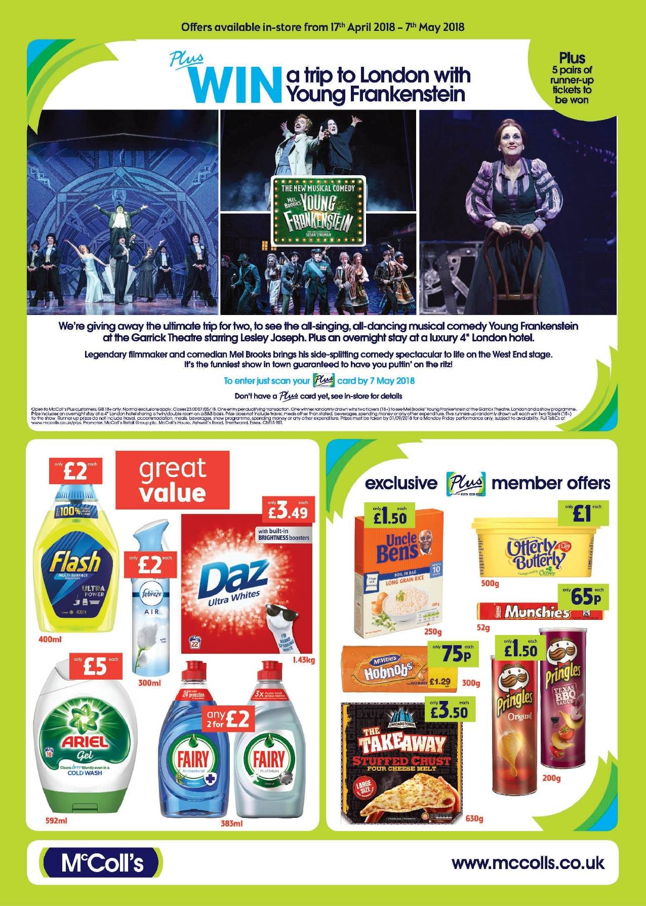 McColl's offer  - 17.4.2018 - 7.5.2018. Page 4.